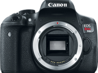 Canon EOS Rebel T6s and T6i introduced with boosted resolution and Wi-Fi