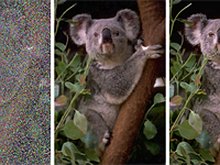 NVIDIA researchers develop AI that removes noise from images with incredible accuracy