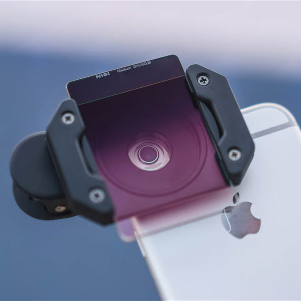 The Nisi Prosories P1 Kit Lets You Attach Square Filters To Your Filter For Phantom 4 Pro Smartphone Digital Photography Review