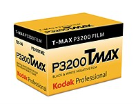 Kodak Alaris is bringing back T-Max P3200 high-speed B&W film