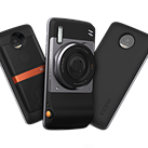 Motorola shows off 'DSLR' and 360° camera Moto Mods at Ghana event
