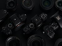 Lensrentals breaks down the numbers behind the most popular cameras and lenses of the year