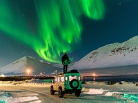 Under an Arctic Sky: An interview with Chris Burkard