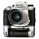 Ricoh launches Pentax K-1 Limited Silver Edition
