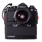 'I'm Back' digital back for analog SLRs successfully returns to Kickstarter