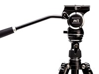 MeFOTO launches MeVIDEO brand with new GlobeTrotter travel video tripod