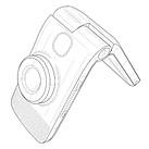Google awarded patent for folding handheld camera design