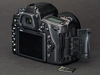 Nikon releases firmware update for its D780 DSLR to fix SD memory card errors