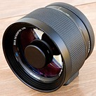 Canon patents 400mm F5.6 catadioptric 'mirror' lens