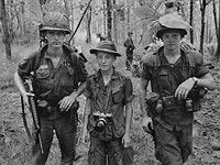 In her own words, photographing the Vietnam War