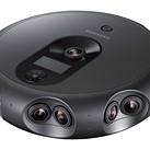 The Samsung 360 Round camera can capture 360° 4K 3D video at 30fps
