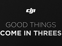 DJI teases 3 new products launches for October 20, October 27 and November 5, 2021