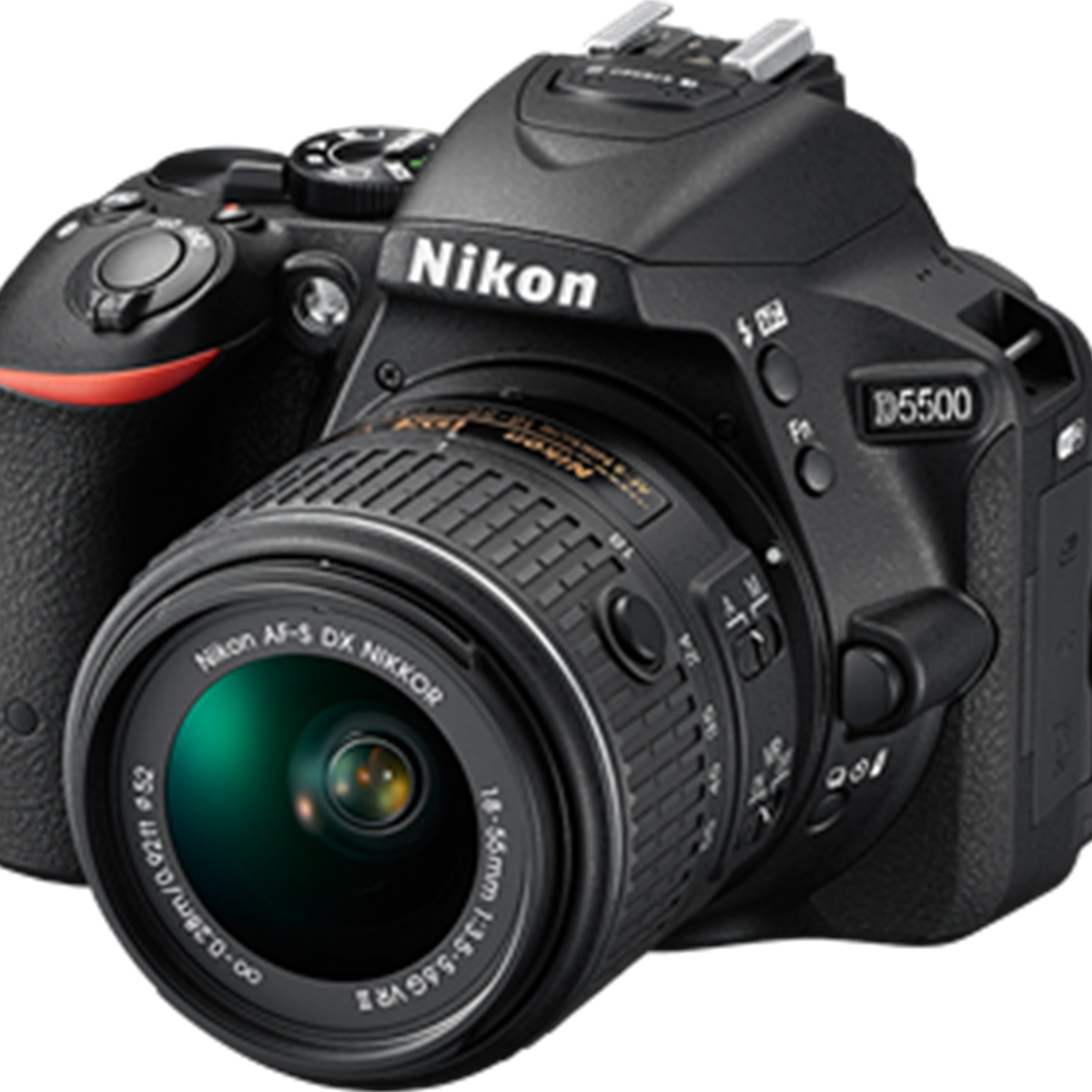 Nikon D5300 and D5500 firmware 1 01 adds support for AF-P DX 18-55mm