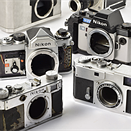 Nikon Museum 100th Anniversary Special Exhibition showcases prototype cameras