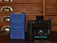 Peel apart instant film returns in the form of ONE INSTANT