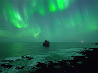 Drone footage of aurora over Iceland is just what your weekend needs