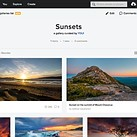 Flickr announces major update to Galleries section