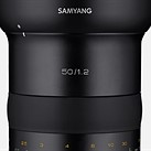 Samyang unveils 'premium' XP 50mm F1.2 lens for 50MP sensors and 8K capture