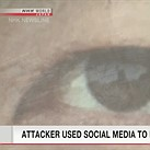 Report: Stalker used eye reflections in online photos to locate, assault pop star