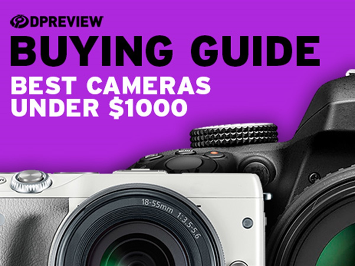 2019 Buying Guide Best Cameras Under 1000