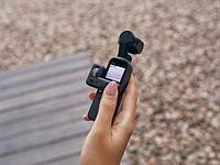 DJI announces the Osmo Pocket, 'the world's smallest 3-axis gimbal' that shoots 4K60p video