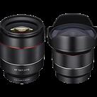 Samyang announces 14mm F2.8 and 50mm F1.4 autofocus FE lenses