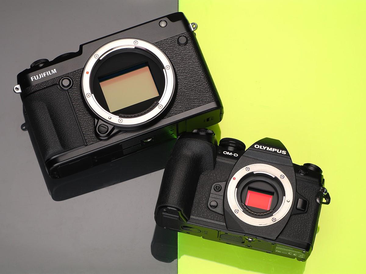 Choosing a camera Part 3: the trade-offs of sensor size: Digital
