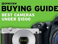 Buying Guide: The best cameras under $1500