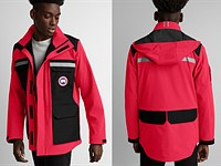 Canada Goose's new Photojournalist Jacket is pricey and full of pockets