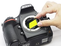 STC offers clip-on light pollution filter for full-frame Nikon DSLRs