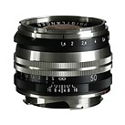 Cosina announces new Voigtlander Nokton Vintage 50mm F1.5 Aspherical II VM lens