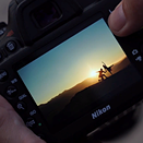 Nikon D7200 Field Test: Desert dance photo shoot