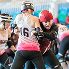 Sony FE 70-200mm F2.8 GM galleries: Roller derby and daylight base ISO samples