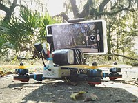 Video: Incredibly smooth FPV footage captured by a Pixel 6 Pro strapped to a drone
