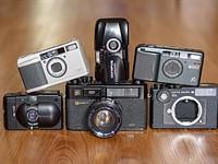 Film Fridays: Requiem for all my broken 35mm cameras
