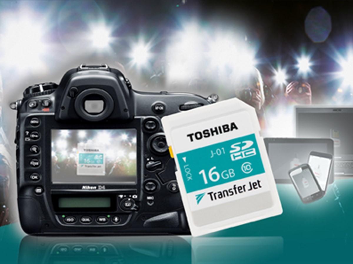 TOSHIBA TransferJet SD 64 BIT Driver