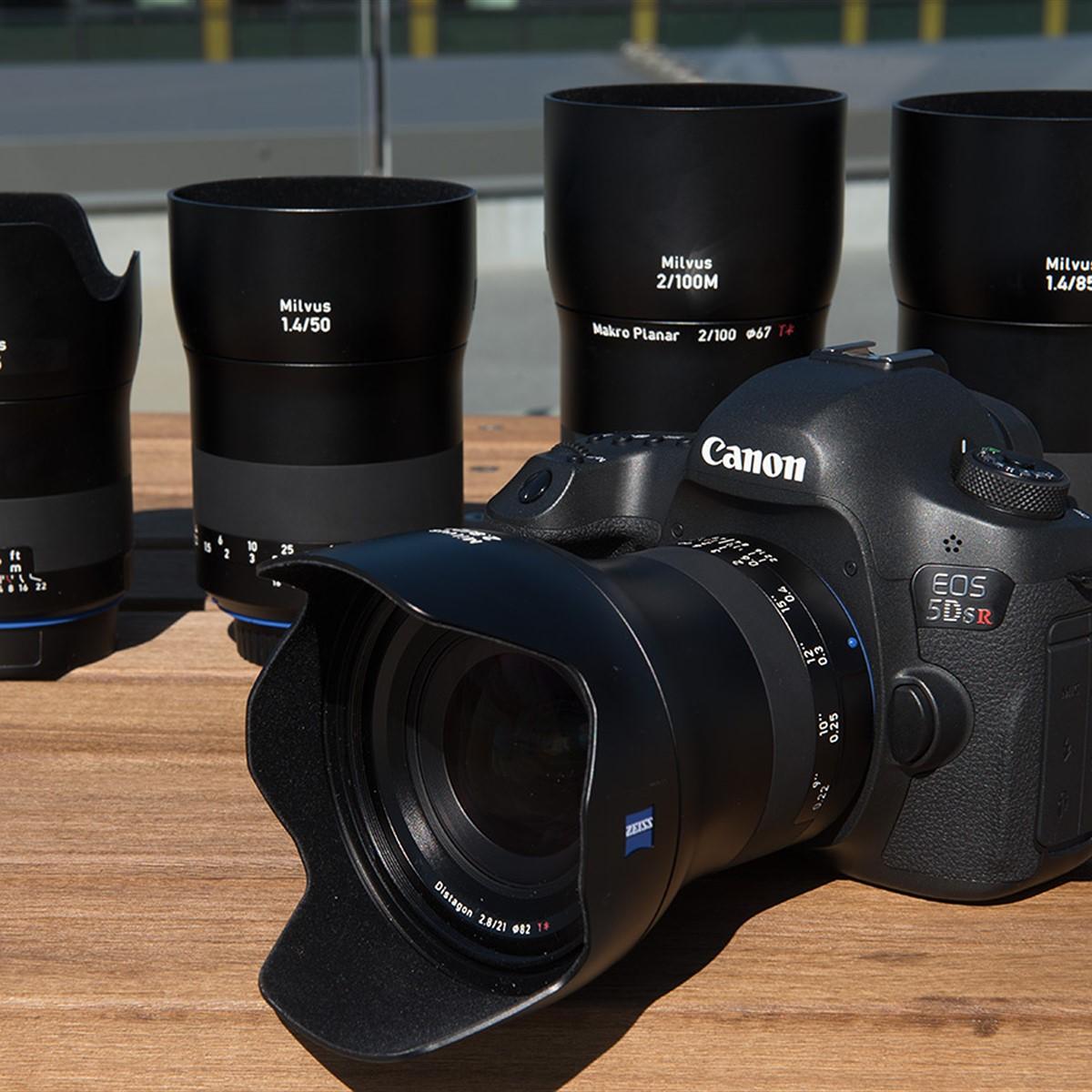 Meet Milvus: Hands-on with Zeiss's Milvus lenses: Digital