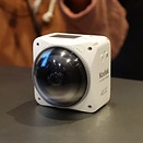 JK Imaging launches splash-proof Kodak Pixpro 4KVR360 action camera