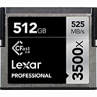 Priceless memories come at a price with Lexar's new $1700 512GB CFast card