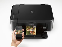 Canon PIXMA MG3620 can print photos directly from social networks