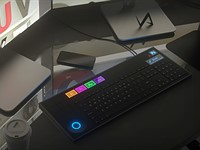 Designer imagines the perfect keyboard for Adobe software