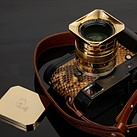 TTArtisan announces limited-edition 35mm F1.4 M-mount lens wrapped in 24K gold