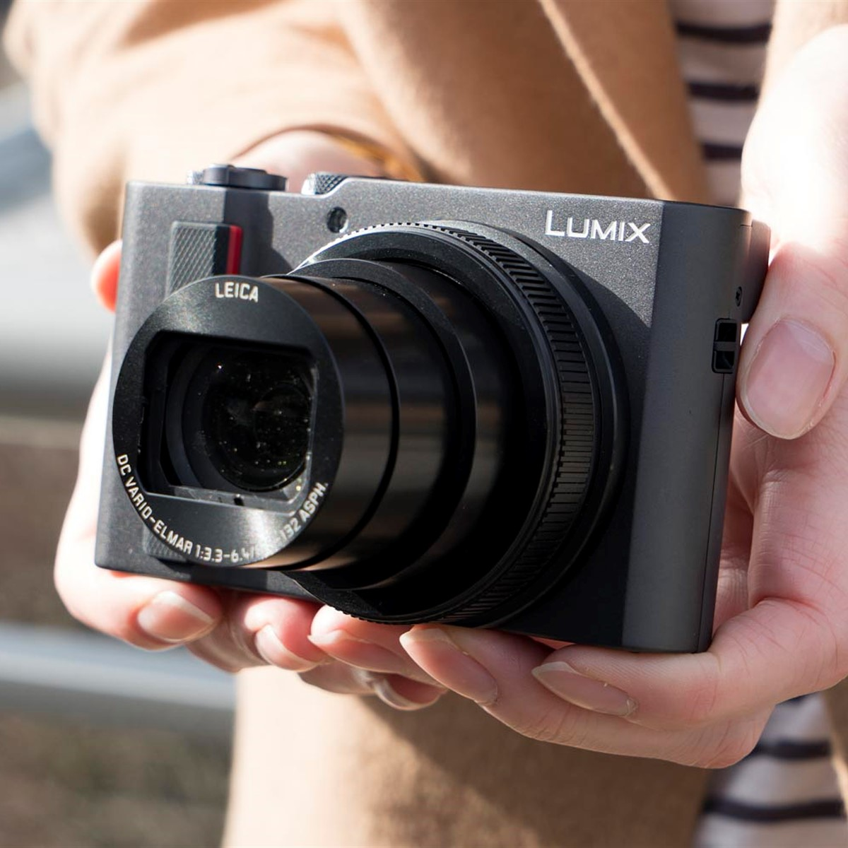 Hands-on with Panasonic Lumix DC-ZS200 / TZ200: Digital