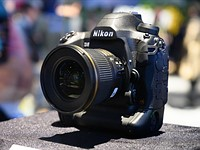First look at the Nikon D6