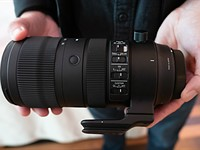 Sigma issues product advisory for its 60-600mm F4.5-6.3 and 70-200mm F2.8 Sports lenses