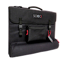 SOOC Studio is a portable, foldable photography studio with LEDs