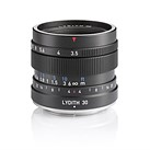 Meyer Optik Görlitz announces its new Lydith 30mm F3.5 II lens for full-frame, APS-C mounts