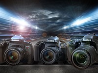 Buyer's Guide: Canon EOS Rebel T7i (800D) vs EOS 77D vs EOS 80D