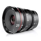 Meike launches new 25mm T2.2 cine lens with 'decent build quality' for MFT camera systems