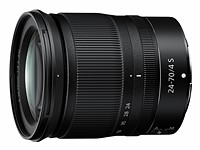 Nikon Z-mount launches with 24-70mm F4, 50mm F1.8 and 35mm F1.8 lenses